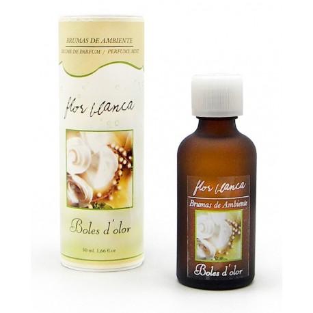 Ambientador Boles D`olor. Brumas Flor Blanca, 10% Desto.