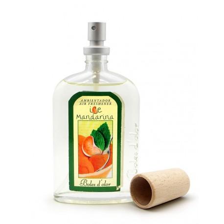 Ambientador Spray Ice Mandarina, Boles d`olor.
