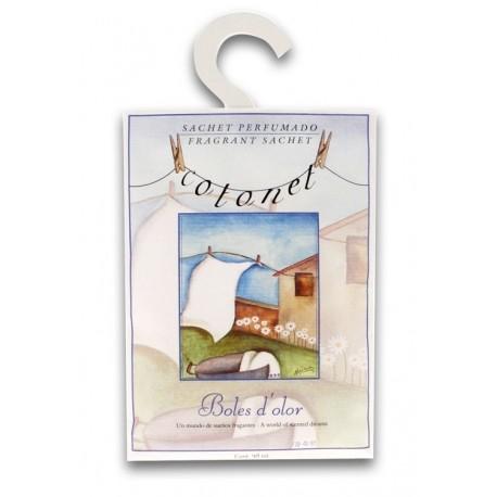 Ambientador Hogar- SACHET- COTONET, Boles D`olor