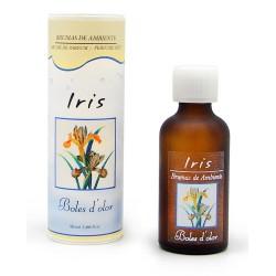 Ambientador Boles D`olor. Brumas Iris, 10% Desto.