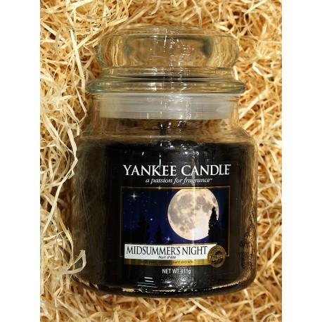 Yankee Candle BOTE MEDIANO NOCHES DE VERANO, MIDSUMMER`S-NIGHT