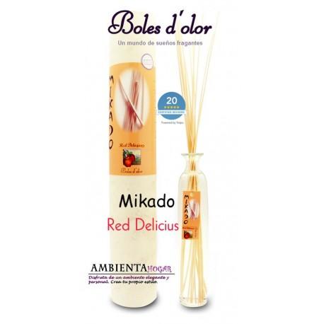 Boles d`olor - Mikado Red delicius, Ambientador Hogar