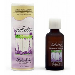 Ambientador Boles D`olor. Brumas Violeta, 10% Desto.