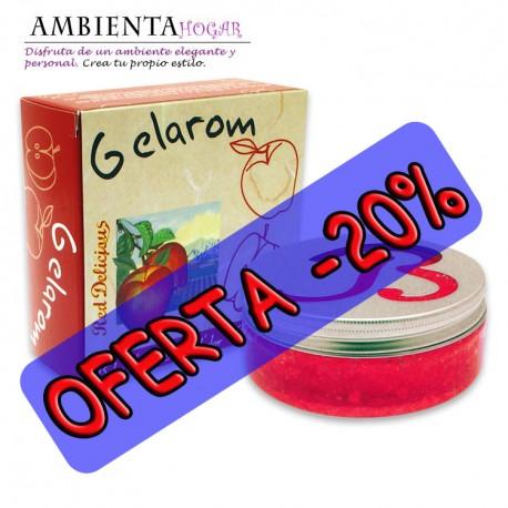 Ambientador GELAROM Red Delicius , Boles dòlor