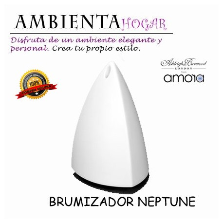BRUMIZADOR DE-LUXE, AMORA SCENT, NEPTUNE,ASHLEIG & BURWOOD