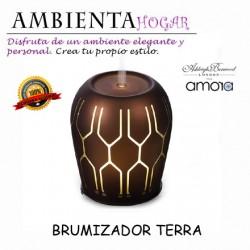 BRUMIZADOR DE-LUXE, AMORA SCENT, TERRA,ASHLEIG & BURWOOD