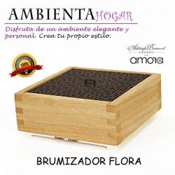 BRUMIZADOR DE-LUXE, AMORA SCENT, FLORA,ASHLEIG & BURWOOD
