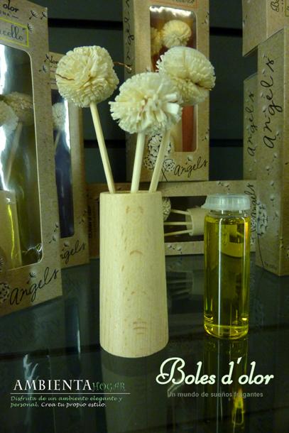 Boles d olor mikado angels 3 ambientadores para el - Ambientadores para el hogar ...