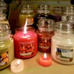 YANKEE CANDLE , VELAS AROMATICAS 1,