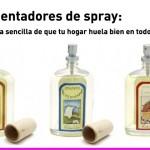 Ambientadores Spray Boles d'olor