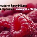 Ambientadores Mikado Spray